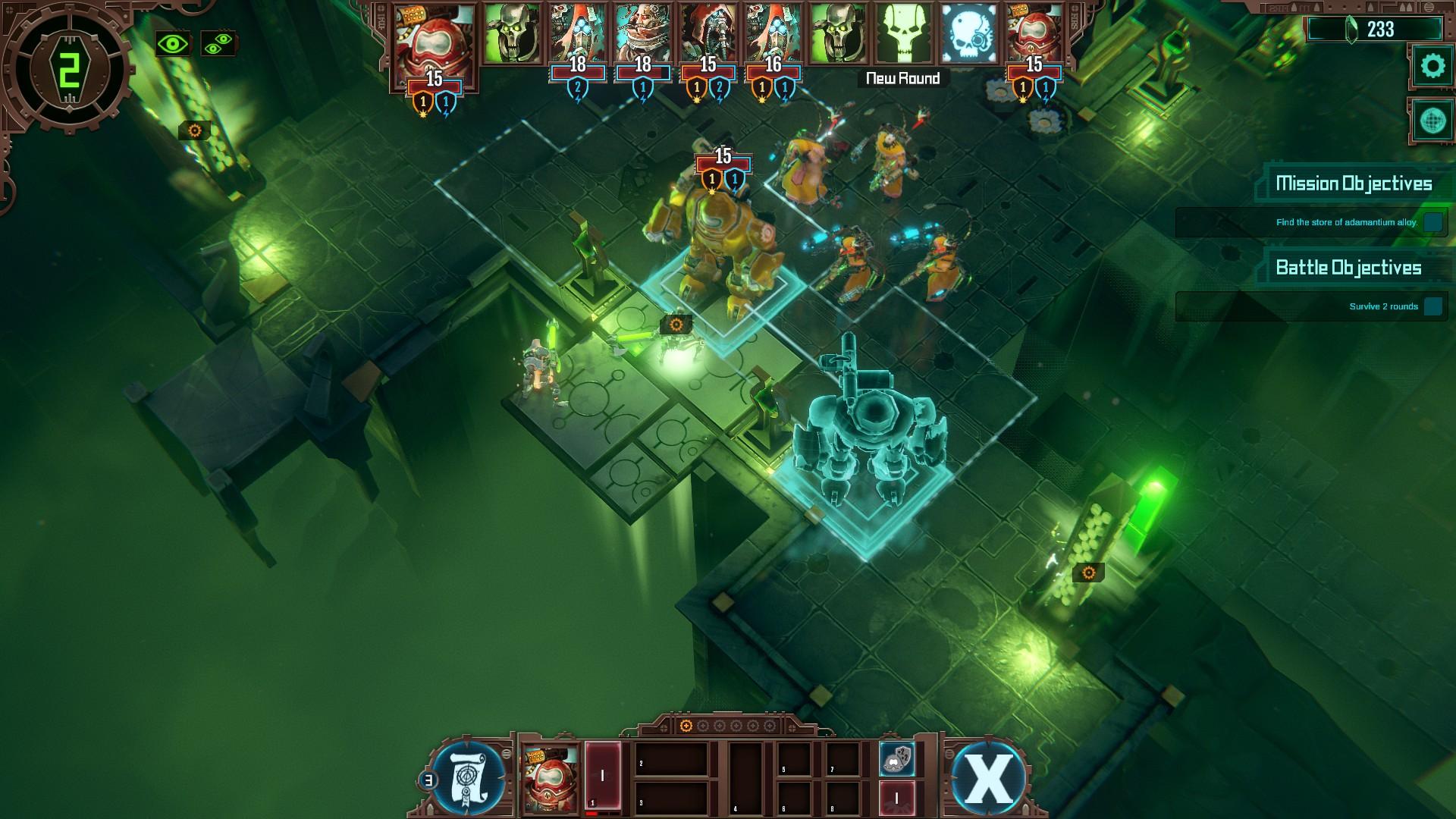 Warhammer 40,000: Mechanicus 001