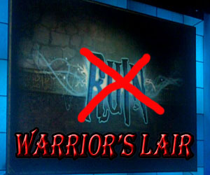 Ruin Changes Name to Warrior's Lair