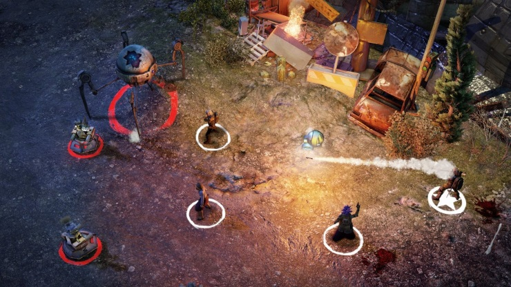 Wasteland 2 Director's Cut PS4 Review