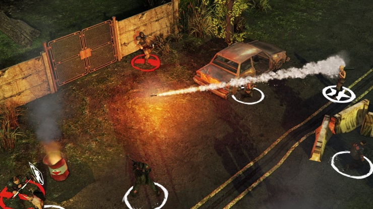 Wasteland 2 Director's Cut Xbox One Review