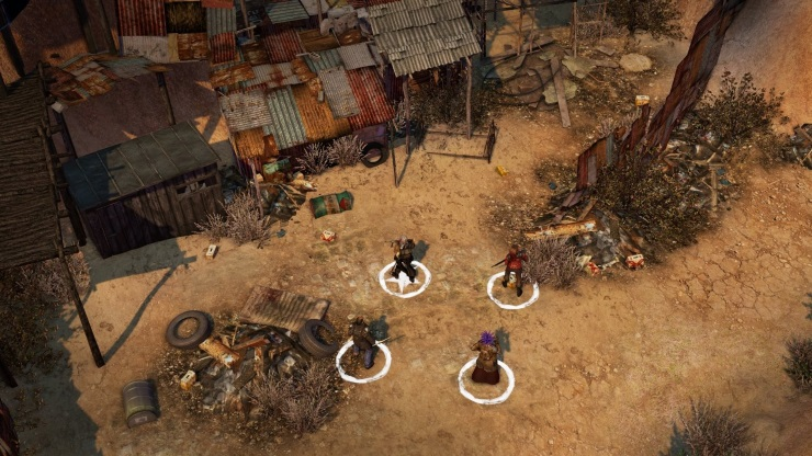 Wasteland 2 PS4 review
