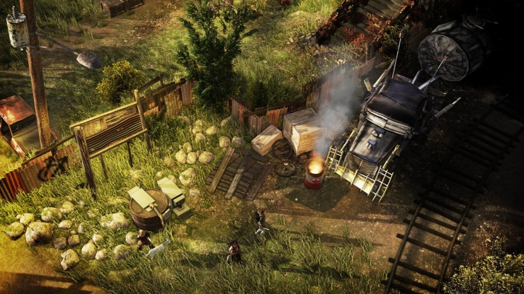 Wasteland 2 Xbox One review