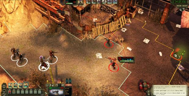 Wasteland 2 review - gunfight