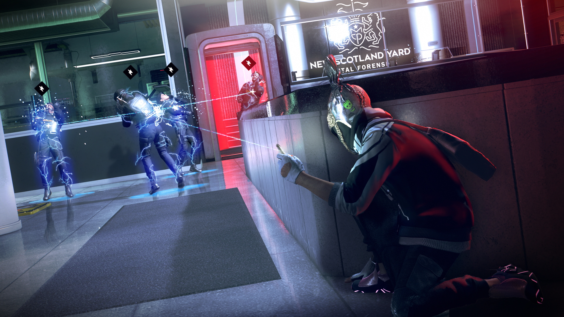 Watch Dogs Legion is great fun, but it's tonally all over the place