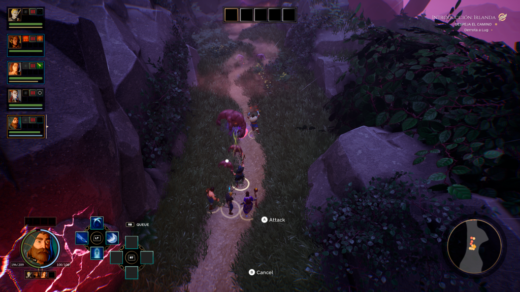 The Waylanders Early Access 1