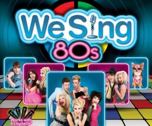 We Sing 80s Full Tracklisting Revealed