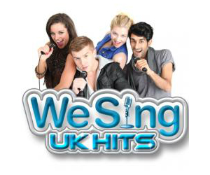 We Sing UK Hits - Main Image