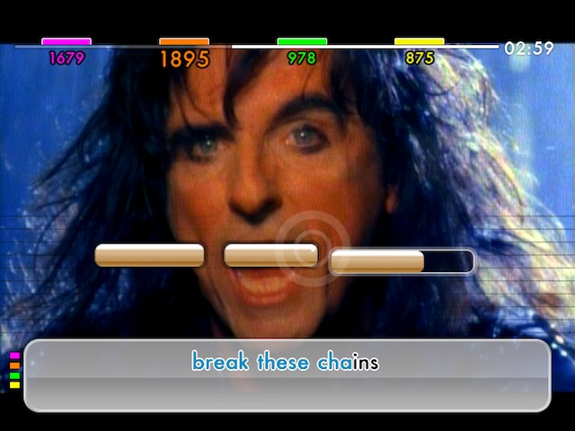 We Sing: Rock - Alice Cooper