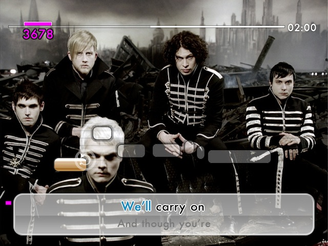 We Sing: Rock - My Chemical Romance