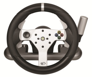 Mad Catz Wireless Force Feedback Racing Wheel Review
