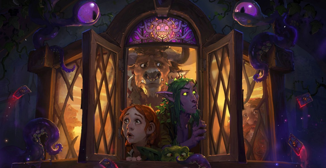 Hearthstone: Whispers of the Old Gods Review