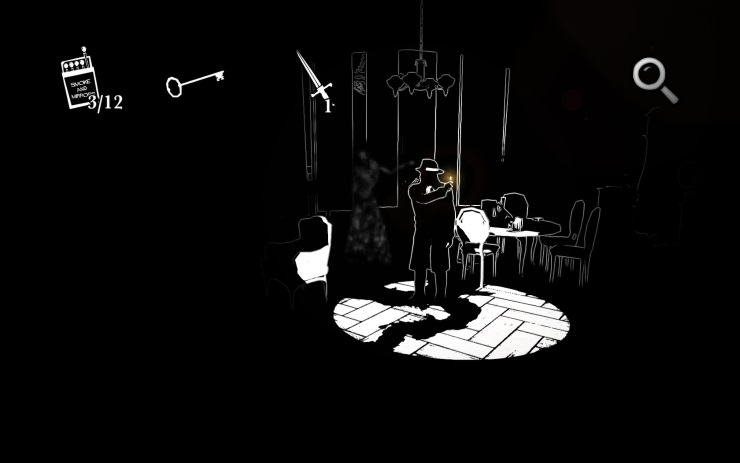 White Night review ps4