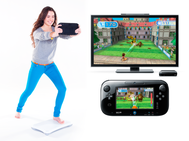 Wii Fit U Overall