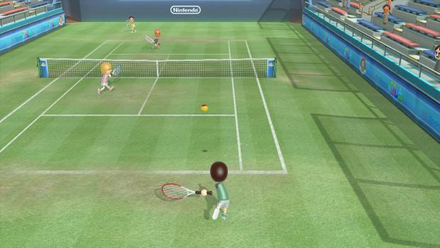 Wii Sports Club - Tennis