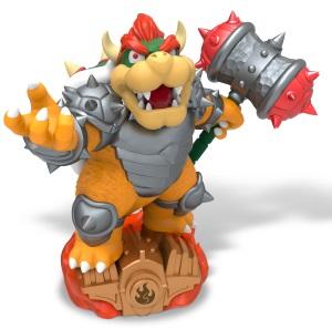 Wii U Skylanders Bowser