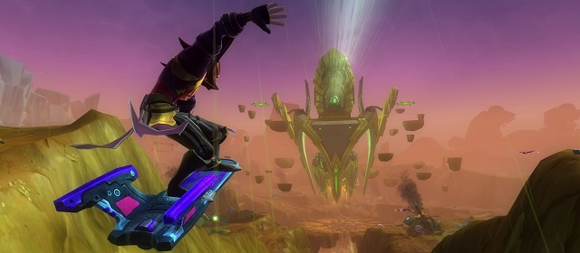 New Wildstar DevSpeak Video Talks Customisation