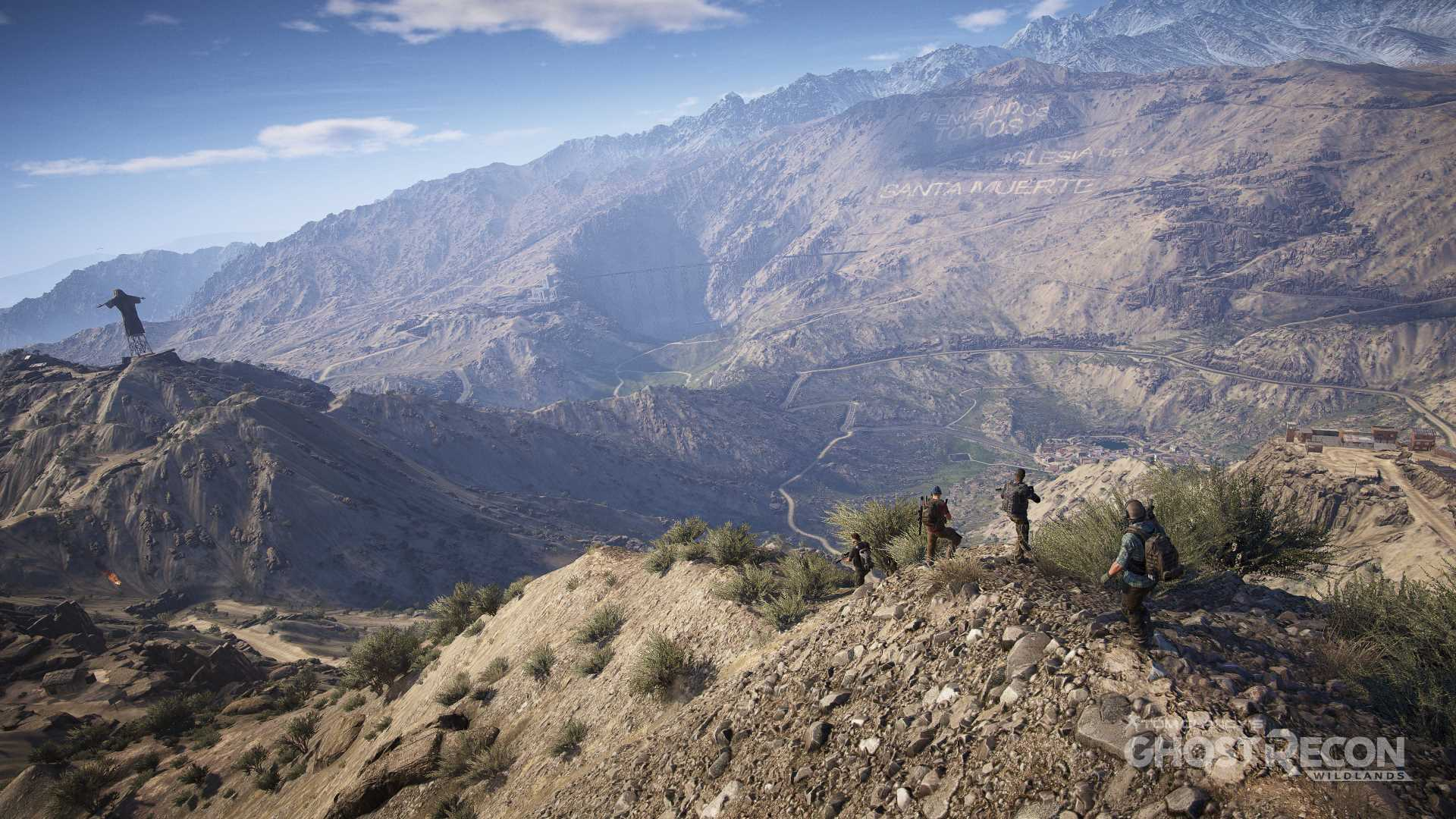 Wildlands mountains