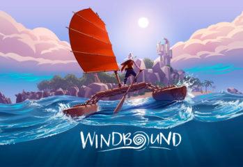 Windbound title