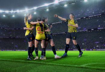 Women's football manager