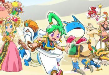 Wonder Boy: Asha in Monster World review