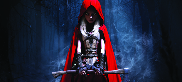 Video Preview: Woolfe: The Red Hood Diaries