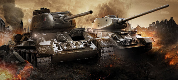 Colm Plays #5: World of Tanks