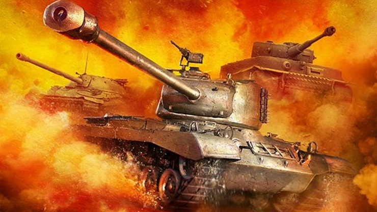 World of Tanks Xbox One release | The Escapist