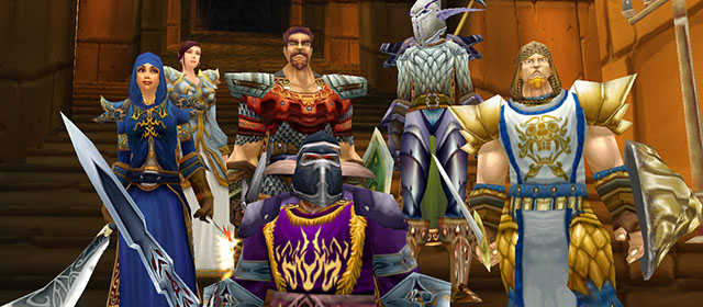 Blizzard To Merge World of Warcraft Servers