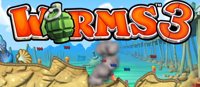 Worms 3 Announced for iOS