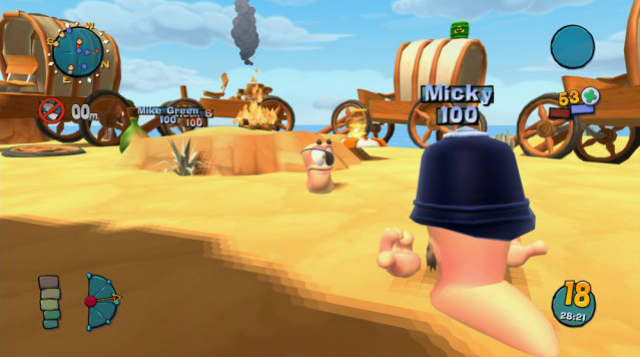 Worms Collection - Screenshot 2