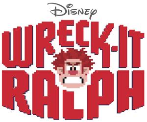 New Wreck-It Ralph Character Art