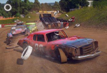 Wreckfest Xbox Series S|X PlayStation 5