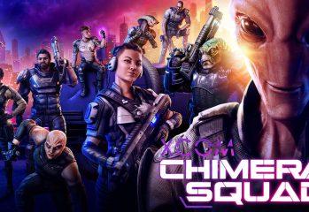 XCOM Chimera Squad reivew