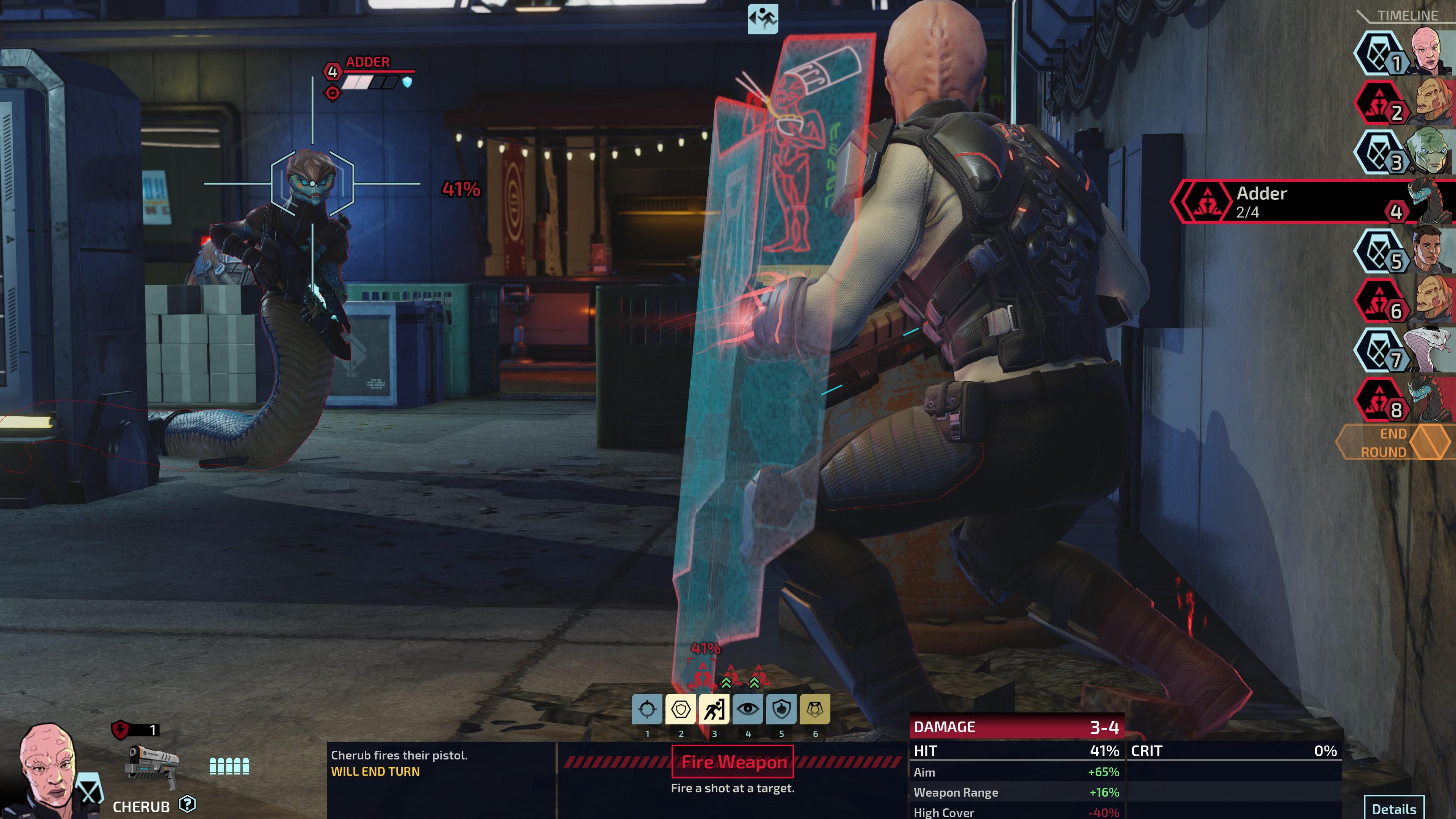 XCOM Chimera Squad Screen 001