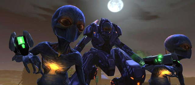 2K Announce XCOM expansion Enemy Within