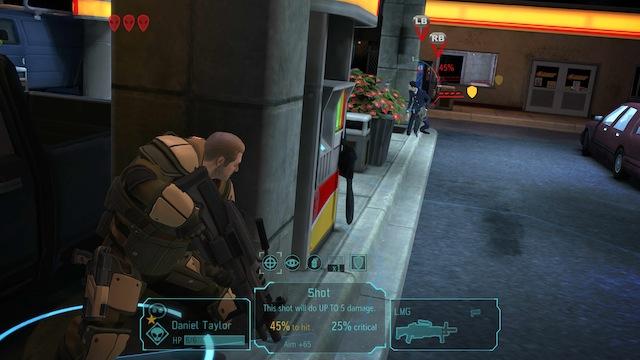 XCOM Enemy Unknown - Gas Station