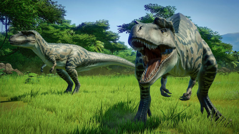 Jurassic World Evolution Xbox Game Pass News
