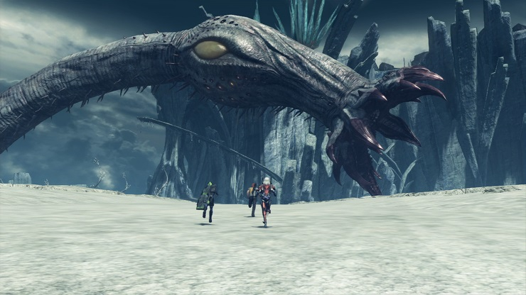 Xenoblade chronicles x review xenoblade chronicles x gumiabroncs Image collections