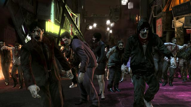Yakuza: Dead Souls - Zombies