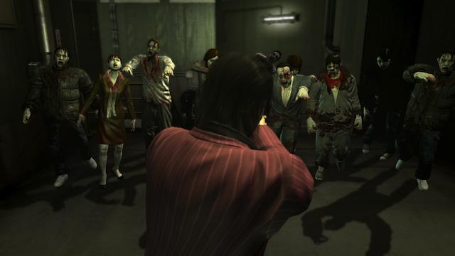Yakuza: Dead Souls - Zombies Shooting