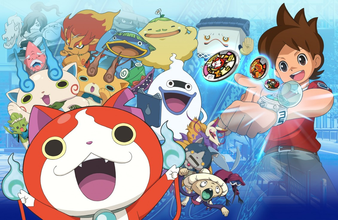yo kai watch 2 launching in the us in september