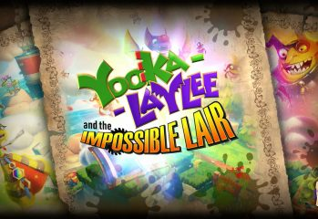 Yooka Laylee on Switch!