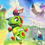 Yooka-Laylee launching in April 2017