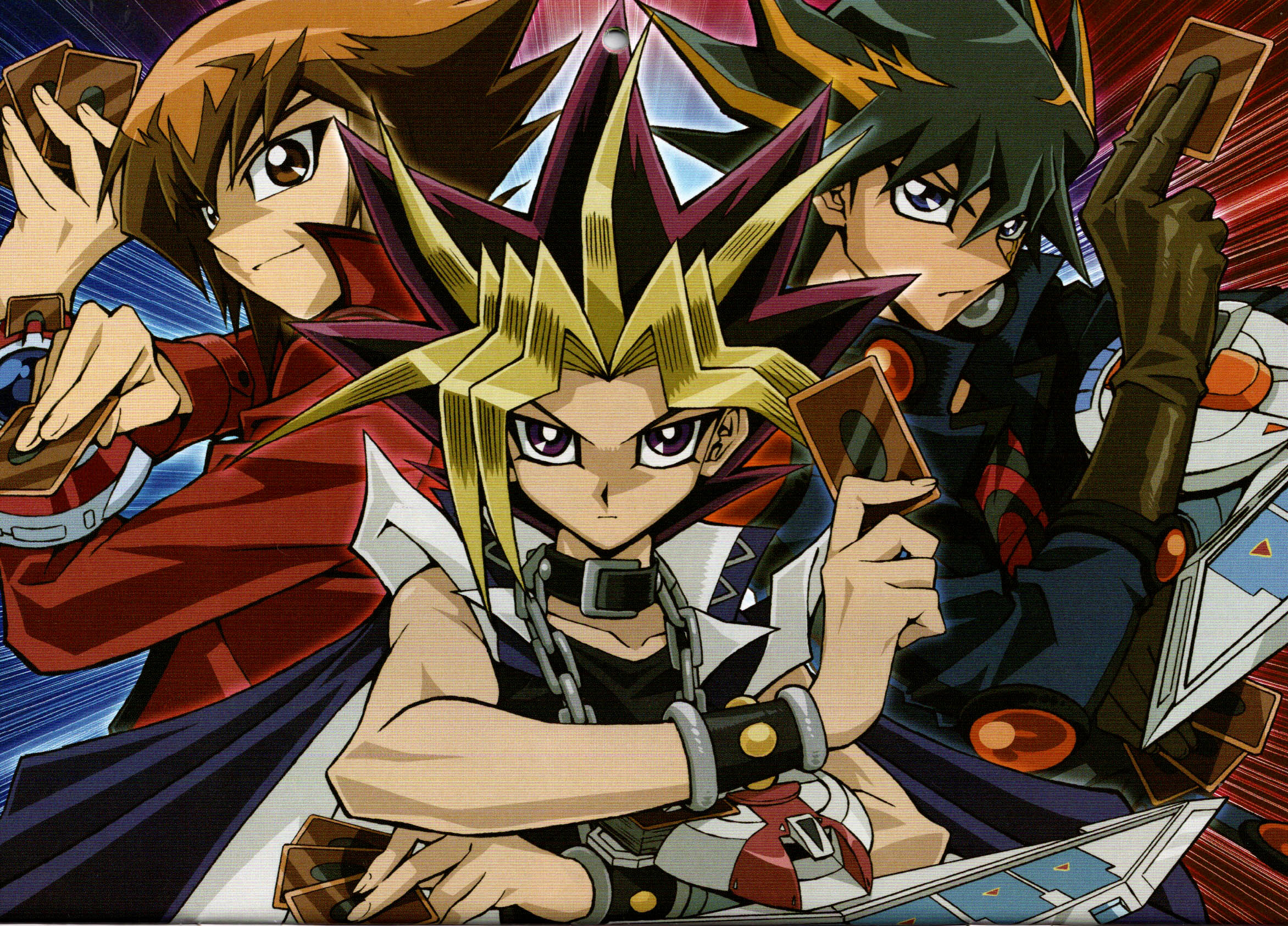 konami announces a variety of new yu gi oh games all. Black Bedroom Furniture Sets. Home Design Ideas