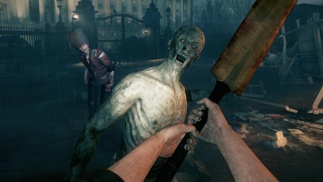 Wii U Ubisoft Preview - ZombiU