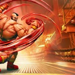 Zangief Muscles his way onto the Street Fighter V Roster