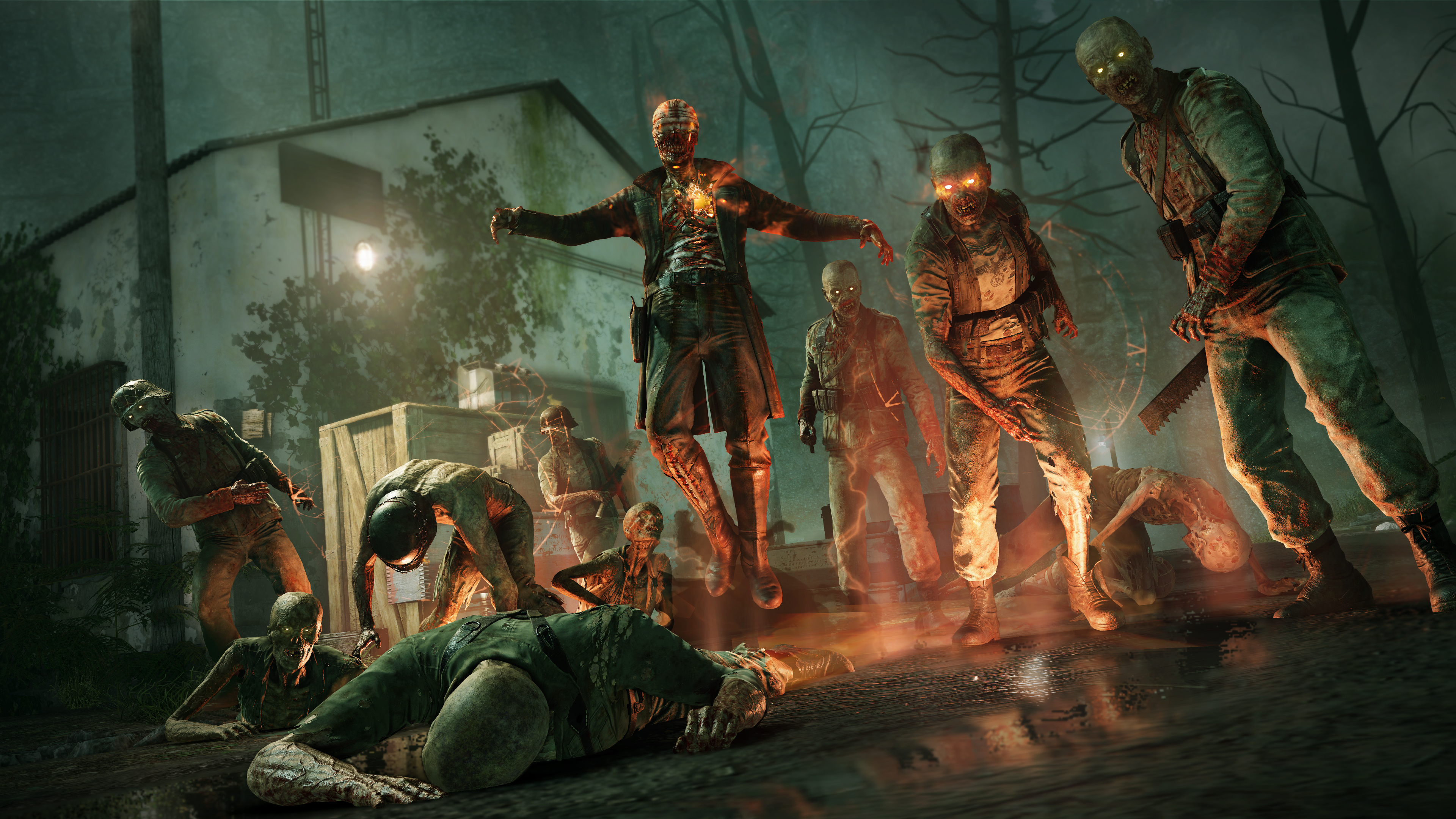 Zombie Army 4: Dead War release date has been announced ...