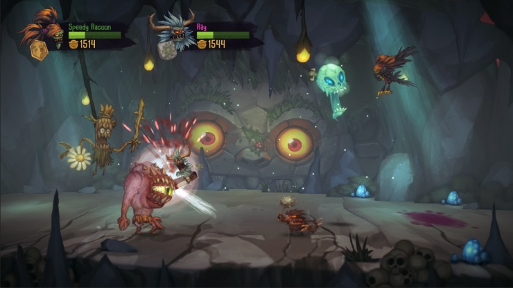 Zombie Vikings review on PS4
