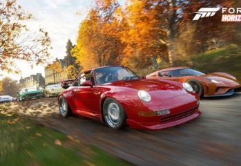 Forza Horizon 4 comes to Steam