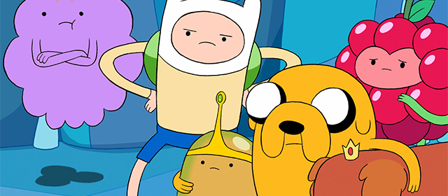 Adventure Time & Regular Show Videogames Coming In Autumn
